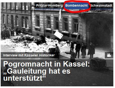 Pogrom-Bombennacht